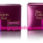 Uống collagen nào tốt nhất? Tổng hợp 3 loại collagen chính của shiseido