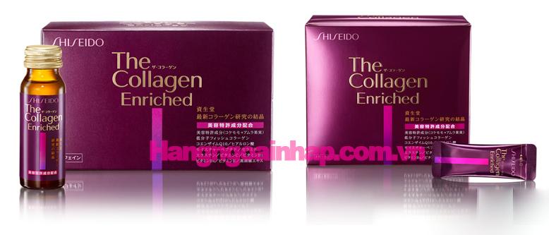 collagen-shiseido-enriched-nhat-ban-tot1