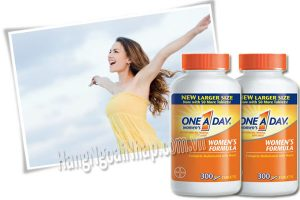 vien-uong-tong-hop-vitamin-One-A-Day-Women-Multivitamin-300-vien-cua-my_1