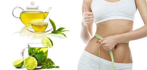 Cách uống trà xanh đúng cách để giảm cân hiệu quả