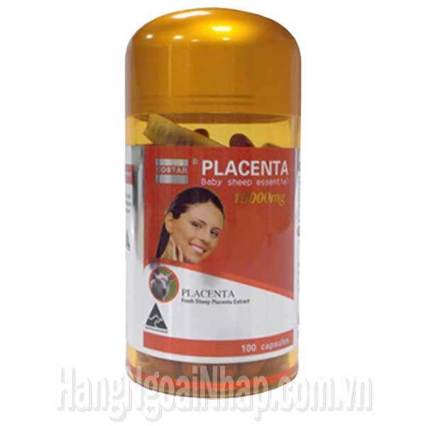 Viên uống Nhau thai cừu Placenta