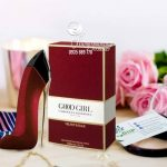 Giải mã Good Girl – chai nước hoa guốc đỏ đang gây sốt trên mxh