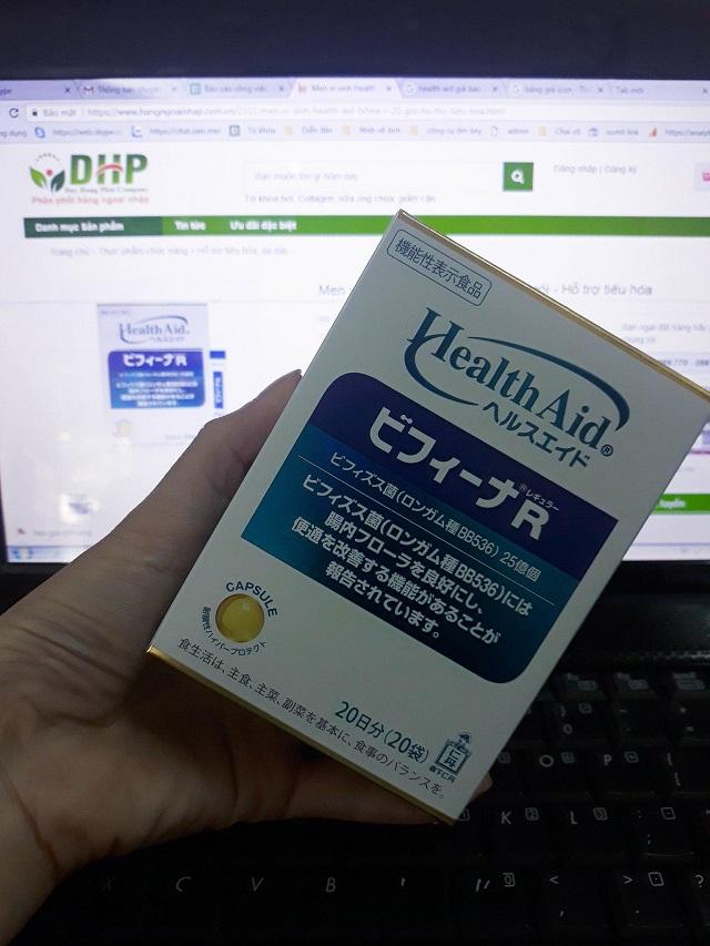Health aid của nhật 1