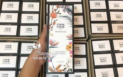 Chok Chok Brightening Cream có tốt không-1