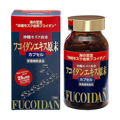 Tác dụng của Okinawa Fucoidan Nhật Bản-2