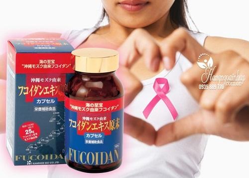 Tác dụng của Okinawa Fucoidan Nhật Bản-3