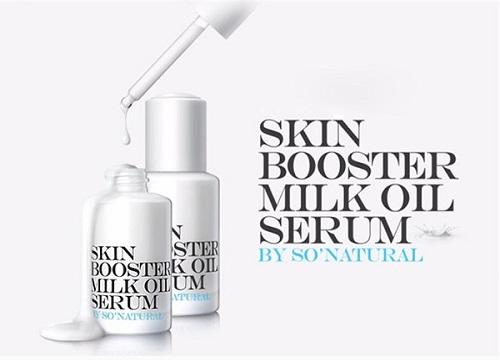 Serum dưỡng trắng Skin Booster Milk Oil có tốt không-2