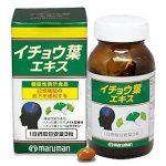 Thuốc bổ não Ginkgo Biloba Maruman của Nhật có tốt không?