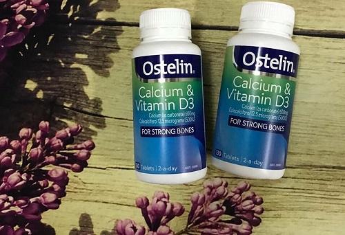 Canxi Ostelin uống như thế nào là đúng cách dành cho bà bầu-2