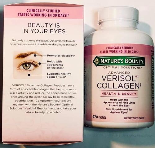 Viên uống Advanced Verisol Collagen có tác dụng gì-3