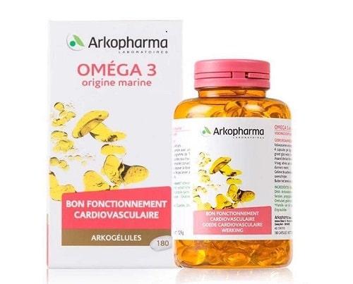 uống omega 3 Arkopharma-2