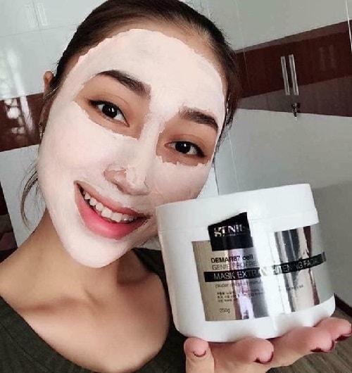 Review ủ trắng mặt Genie Demar87 Cell của Hàn Quốc-5