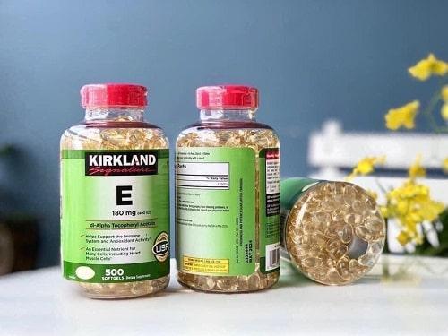 Vitamin E Kirkland có tác dụng gì-1