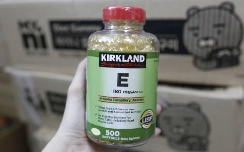 Vitamin E Kirkland có tác dụng gì-2
