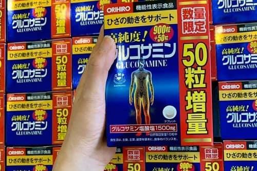 Glucosamine Orihiro thật và giả phân biệt như thế nào?-1