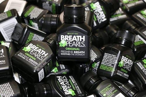 Viên uống thơm miệng Breath Pearls review-3