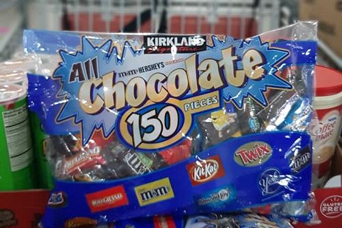 Kirkland All Chocolate 150 Pieces giá bao nhiêu?-1