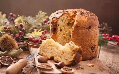 Bánh mì Madi Gran Panettone 1kg của Ý review-3