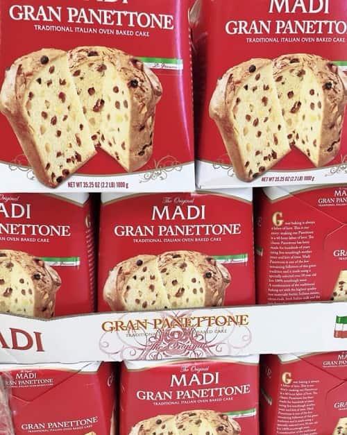 Bánh mì Madi Gran Panettone 1kg của Ý review-4