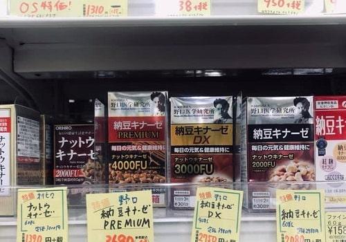 Giá thuốc Nattokinase 4000FU Orihiro bao nhiêu?-3