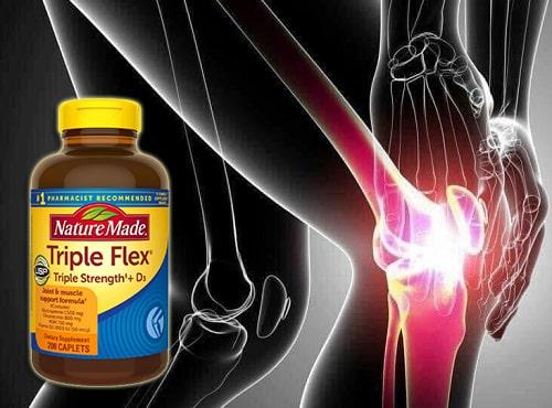 Thuốc Nature Made Triple Flex Triple Strength + D3 review-5