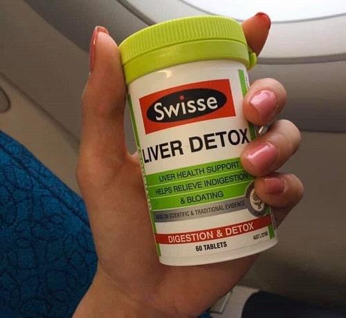 Swisse Liver Detox có tốt không? Đây là thuốc gì?-2