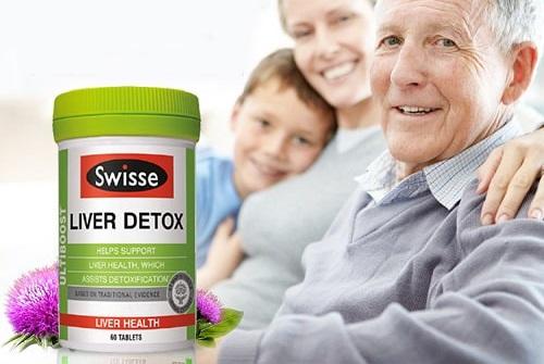 Swisse Liver Detox có tốt không? Đây là thuốc gì?-3
