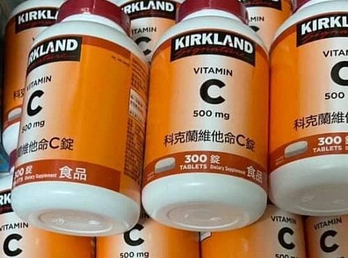 Viên uống Vitamin C Kirkland có tốt không?-1
