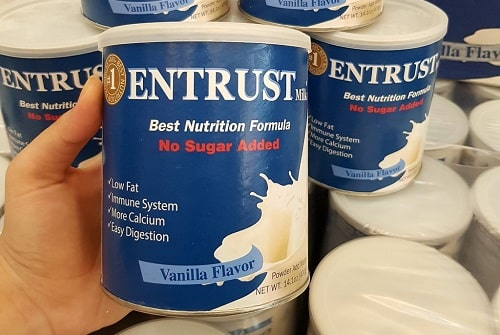 Sữa Entrust có tác dụng gì cho người tiểu đường?-2